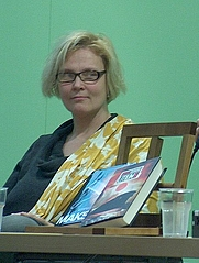 Author photo. Anneli Salo