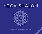 Yoga Shalom by Lisa Levine