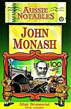 John Monash by Allan Drummond