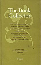 The Book Collector Vol. 63 No. 1 (Spring…