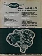 Franklin Bulletin No. 25 - Model 4AC-176-F3