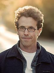 Author photo. photo by Josh Amkin