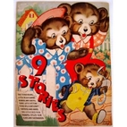 9 STORIES: the THREE LITTLE BEARS, LITTLE…