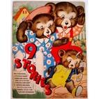 9 STORIES: the THREE LITTLE BEARS, LITTLE…