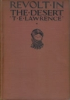 Revolt in the Desert by T. E. Lawrence