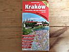 Krakow [cartographic material] : plan miasta…