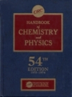 CRC Handbook of Chemistry & Physics (Modern…