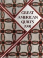 Great American Quilts 1991 by Sandra L.…
