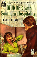 Murder with Southern Hospitality by Leslie…