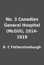 No. 3 Canadian General Hospital (McGill),…