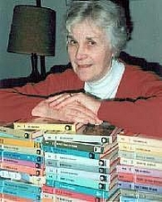 Author photo. Flora Mildred Kidd