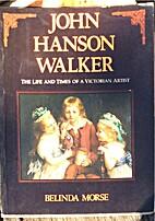 John Hanson Walker by Belinda Morse