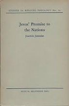 Jesus' Promise to the Nations