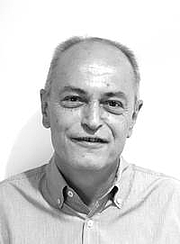 Author photo. Bernhard Giger
