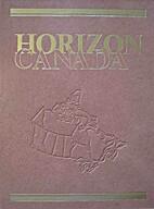 Horizon canada Volume 2 by Benoit A. Robert
