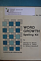 Word Growth II Spelling Kit (box of cards)