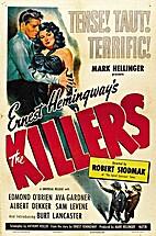 The Killers [1946 film] by Robert Siodmak