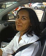 Author photo. Cristina Notore