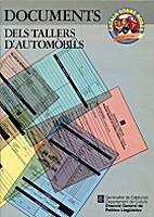Documents dels tallers d'automòbils by…