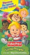 Little People Volume 1: Big Discoveries