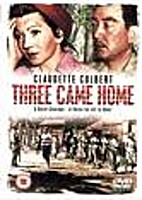 Three Came Home [1950 film] by Jean…