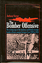 The Bomber Offensive by Anthony Verrier