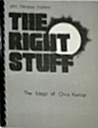 The Right Stuff: The Magic of Chris Kenner…