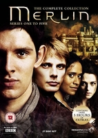 Merlin: The Complete Fifth Season by Justin…