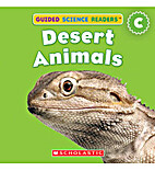 Amazing Animals: Desert Animals