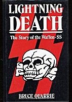 Lightning Death: The Story of the Waffen-Ss…