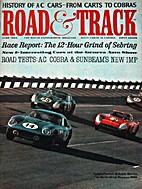 Road & Track 1964-06 (June 1964) Vol. 15 No.…