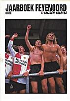 Jaarboek Feyenoord - sezoen 1992/1993 by…