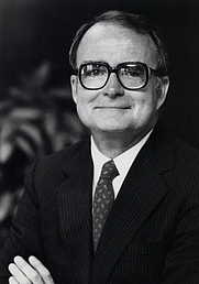 Author photo. William Ruckelshaus. UH Photographs Collection.