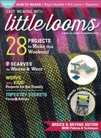 Easy Weaving With Little Looms by Anne…