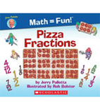 Pizza Fractions (Math = Fun!) by Jerry…
