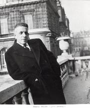 Author photo. Francis Poulenc (1899-1963) / Photo © <a href=&quot;http://www.bildarchivaustria.at&quot;>ÖNB/Wien</a>