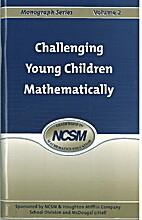 Challenging Young Children Mathematically…