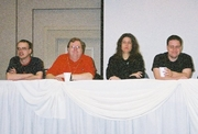 Author photo. Lloyd Rose (3rd from left)