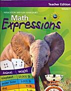 Math Expressions Volume. 1 & 2 - 3rd Grade…