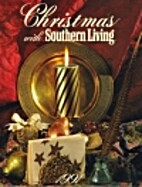 Christmas With Southern Living 1991 by Vicki…