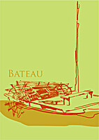 Bateau - Volume 3, Issue 1 by James Grinwis