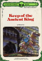 Keep Of The Ancient King by Mike Carr
