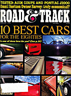 Road & Track 1981-08 (August 1981) Vol. 32…