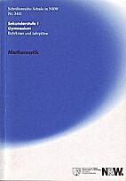 Richtlinien und Lehrpläne Mathematik:…