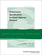 Performance Specifications for Rapid Highway…