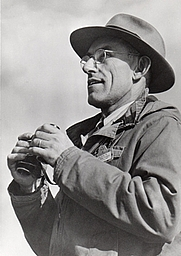Author photo. Milton B. Trautman, Photo by Frank Mead