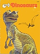 Know your dinosaurs by David Meadows