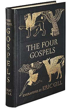 The Four Gospels by Eric Gill