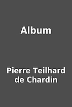 Album by Pierre Teilhard de Chardin
