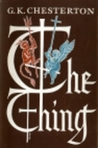 The Thing by G. K. Chesterton